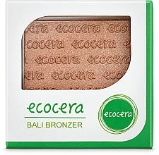 Voňavky, Parfémy, kozmetika Bronzer na tvár - Ecocera Face Bronzer