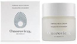 Voňavky, Parfémy, kozmetika Krém na krk a dekolt spevňujúci - Omorovicza Firming Neck Cream