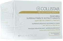 Voňavky, Parfémy, kozmetika Maska na suché vlasy - Collistar Supernourishing Restorative Mask
