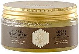 """Voňavky, Parfémy, kozmetika Cukrový peeling """"Medové extrakty"""" - Panier Des Sens Royal Sugar Scrub"""