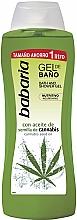 Voňavky, Parfémy, kozmetika Gél do srpchy a kúpeľa s kanabisom - Babaria Cannabis Oil Bath And Shower Gel