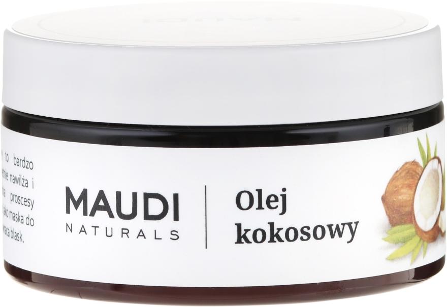 Kokosový olej - Maudi — Obrázky N1