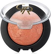 Voňavky, Parfémy, kozmetika Zapechená lícenka - Golden Rose Terracotta Blush On
