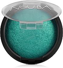 Voňavky, Parfémy, kozmetika Očné tiene s dvojitým pôsobením - NoUBA Nombra
