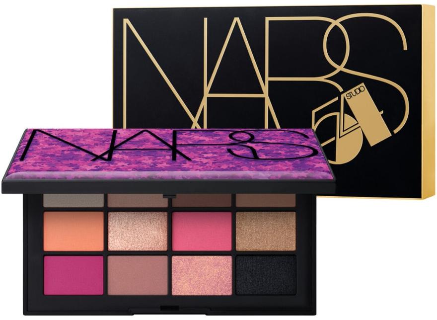 Paleta očných tieňov na viečka - Nars Studio 54 Hyped Eyeshadow Palette