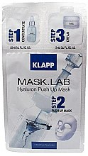 """Voňavky, Parfémy, kozmetika Maska """"Hyaluron Push up"""" - Klapp Mask Lab Hyaluron Push Up Mask"""