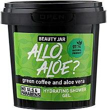 """Voňavky, Parfémy, kozmetika Sprchový gél """"Allo, Aloe?"""" - Beauty Jar Hydrating Shower Gel"""