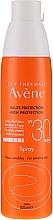 Voňavky, Parfémy, kozmetika Sprej na opaľovanie pre citlivú pokožku SPF30 - Avene Solaires Haute Protection Spray SPF 30
