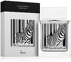 Voňavky, Parfémy, kozmetika Rasasi Rumz Al Zebra Pour Elle - Parfumovaná voda