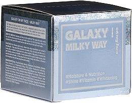 Voňavky, Parfémy, kozmetika Exfoliačná maska na tvár - Dermal Yeppen Skin Galaxy Milky Way On My Face