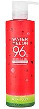 Voňavky, Parfémy, kozmetika Chladivý hydratačný gél s melónom - Holika Holika Watermelon 96% Soothing Gel