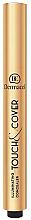 Voňavky, Parfémy, kozmetika Ceruzka-korektor so štetcom - Dermacol Highlighting Elick Concealer Touch & Cover