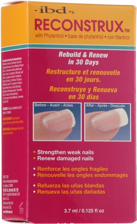 Spevňujúci olej na nechty - IBD Reconstrux Nail