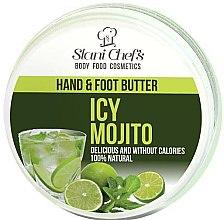 Voňavky, Parfémy, kozmetika Olej na ruky a nohy - Hristina Stani Chef's Hand And Foot Butter Icy Mojito