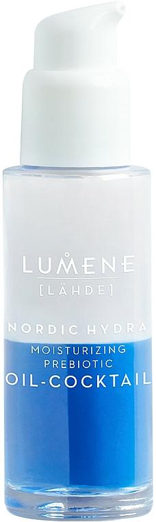 Hydratačný koktail s prebiotikami - Lumene Nordic Hydra Moisturizing Prebiotic Oil-Cocktail
