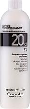 Voňavky, Parfémy, kozmetika Emulzné oxidačné činidlo - Fanola Acqua Ossigenata Perfumed Hydrogen Peroxide Hair Oxidant 20vol 6%