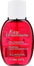 Voňavky, Parfémy, kozmetika Clarins Eau Dynamisante - Deodorant