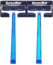 Voňavky, Parfémy, kozmetika Sada holiacich strojčekov bez vymeniteľných kaziet, 48 ks. - Super-Max Twin Blade