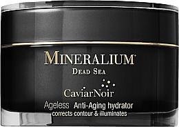 Voňavky, Parfémy, kozmetika Hydratačný krém s čiernym kaviárom - Mineralium Caviar Noir Anti-Aging Hydrator