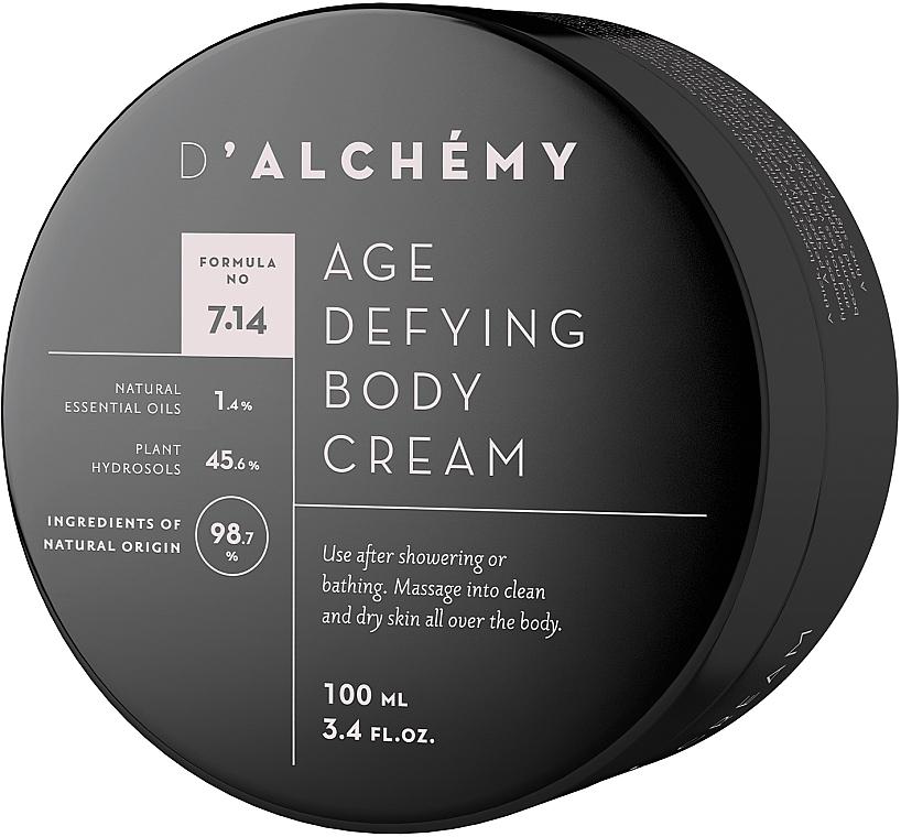 Krém na telo - D'Alchemy Age Defying Body Cream — Obrázky N1
