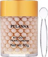 Voňavky, Parfémy, kozmetika Perlový krém na tvár s biozlatom - Pulanna Bio-Gold Pearl Cream