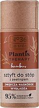 Voňavky, Parfémy, kozmetika Pílingová tyčinka na nohy - Pharma CF No.36 Plantis Therapy Peeling Foot Stick