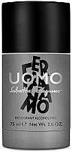 Voňavky, Parfémy, kozmetika Salvatore Ferragamo Uomo - Tuhý deodorant