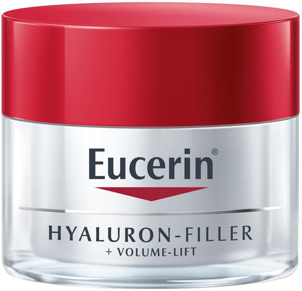 Denný krém pre normálnu a zmiešanú pleť - Eucerin Hyaluron-Filler+Volume-Lift Day Cream SPF15 — Obrázky N1