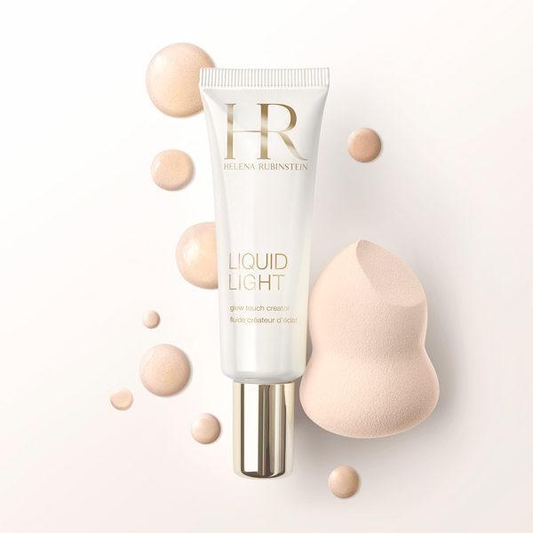Fluid pre žiarivosť pokožky tváre - Helena Rubinstein Liquid Light Glow Touch Creator — Obrázky N2