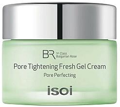 Voňavky, Parfémy, kozmetika Krémový gél na tvár - Isoi Bulgarian Rose Pore Tightening Fresh Gel Cream