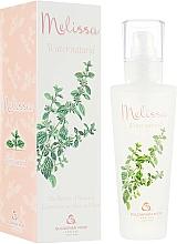 Voňavky, Parfémy, kozmetika Sprej na tvár s hydrolatom z medovky - Bulgarian Rose Aromatherapy Hydrolate Melissa Spray