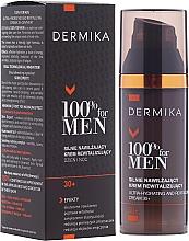 Voňavky, Parfémy, kozmetika Hydratačný regeneračný krém - Dermika Ultra-Hydrating And Revitalizing Cream 30+