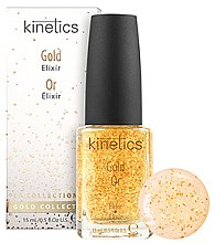 Voňavky, Parfémy, kozmetika Ultra obohatený elixír, povrchová pokrytie s zlatými časticami - Kinetics Gold Elixir
