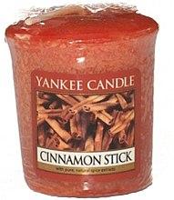 """Voňavky, Parfémy, kozmetika Vonná sviečka """"Škorica"""" - Yankee Candle Scented Votive Cinnamon Stick"""