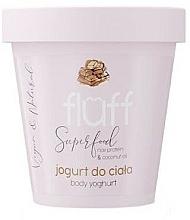 """Voňavky, Parfémy, kozmetika Jogurt na telo """"Čokoláda"""" - Fluff Body Yogurt Chocolate"""