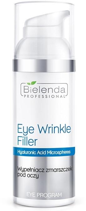 Filler na vrásky okolo očí - Bielenda Professional Program Eye Wrinkle Filler