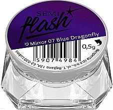 Voňavky, Parfémy, kozmetika Púder na nechty - Semilac SemiFlash Mirror