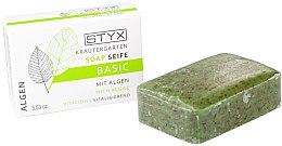 """Voňavky, Parfémy, kozmetika Mydlo """"Morská riasa"""" - Styx Naturcosmetic Basic Soap With Algae"""