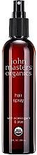 Voňavky, Parfémy, kozmetika Lak na vlasy - John Masters Organics Hair Spray With Acacia Gum & Aloe