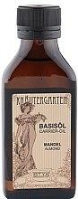"Voňavky, Parfémy, kozmetika Olej ""Mandle"" - Styx Naturcosmetic Basisol Carrier-Oil"