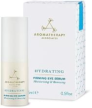 Voňavky, Parfémy, kozmetika Hydratačné spevňujúce sérum na pokožku okolo očí - Aromatherapy Associates Hydrating Firming Eye Serum