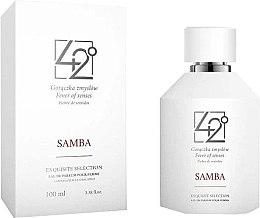 Voňavky, Parfémy, kozmetika 42° by Beauty More Samba - Parfumovaná voda