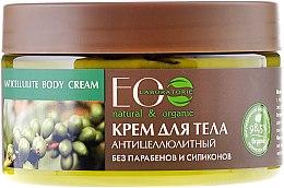 """Voňavky, Parfémy, kozmetika Telový krém """"Anti-Celulitída"""" - ECO Laboratorie Anticellulite Body Cream"""