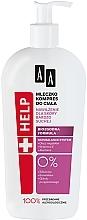 Voňavky, Parfémy, kozmetika Hydratačné telové mlieko - AA Help Body Milk Dry Skin