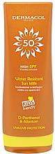 Voňavky, Parfémy, kozmetika Detské mlieko na opaľovanie SPF 50 - Dermacol Sun Water Resistant Milk SPF 50