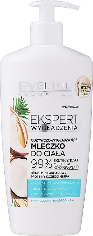 Vyhladzujúce telové mlieko - Eveline Cosmetics