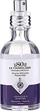 Voňavky, Parfémy, kozmetika Upokojujúci arómatický sprej pre zdravý spánok - Le Chatelard 1802 Spray Lavanda