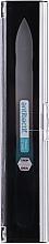 Voňavky, Parfémy, kozmetika Sklenený pilník na nechty, 807, tyrkysový - Blazek Glass Antibactif Glass Nail File