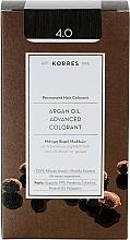 Voňavky, Parfémy, kozmetika Farba na vlasy - Korres Argan Oil Hair Colorant
