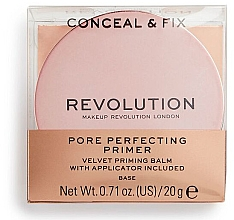 Primer na tvár - Makeup Revolution Conceal & Fix Pore Perfecting Primer — Obrázky N1